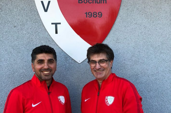 Neuer Trainer! Neuer sportlicher Leiter!
